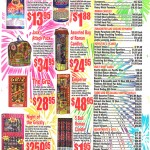 Discount Fireworks Flyer